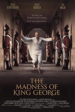 Фільм «Божевілля короля Георга» (1994)