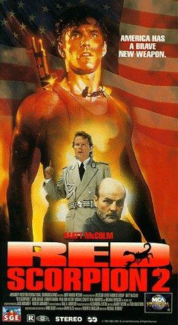 Фільм «Червоний скорпіон 2» (1994)