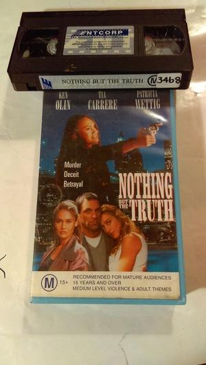 Фільм «Ничего, кроме правды» (1995)