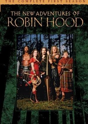 Серіал «Новi пригоди Робiна Гуда» (1997 – 1998)
