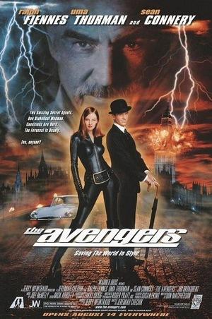 Фільм «Месники» (1998)