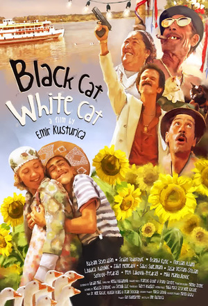 Фільм «Чорна кішка, білий кіт» (1998)