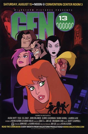 Мультфільм «Ген 13» (1998)
