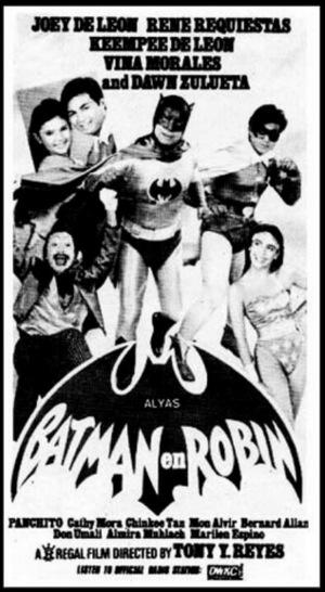 Фільм «Alyas Batman en Robin» (1991)