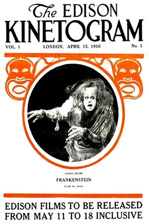 Фильм «Франкенштейн» (1910)