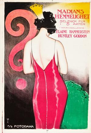 Фільм «Девушка из ниоткуда» (1921)