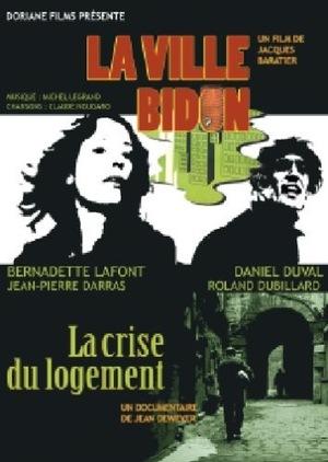 Фільм «Город-бидон» (1971)