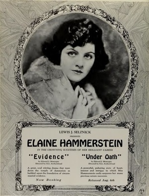 Фільм «Under Oath» (1922)
