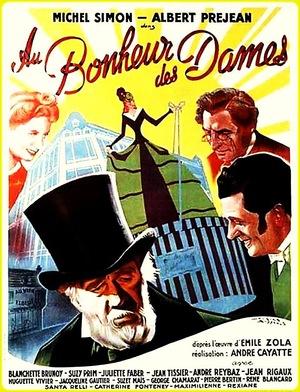 Фільм «Дамское счастье» (1943)