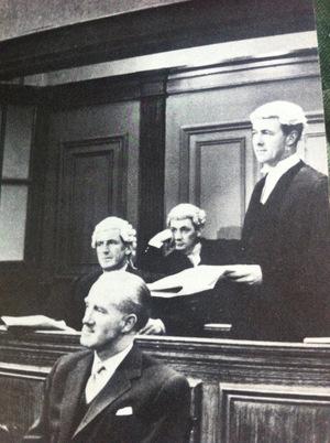 Серіал «Boyd Q.C.» (1956 – 1964)