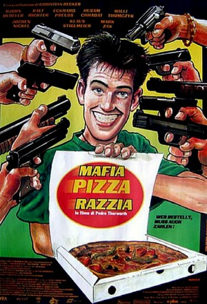 Фильм «Mafia, Pizza, Razzia» (1997)