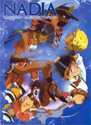 Аніме «Надя с загадочного моря» (1991)