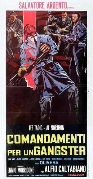 Фильм «Заповеди для гангстеров» (1968)