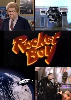 Фильм «Мальчик-ракета» (1989)