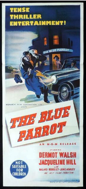Фільм «The Blue Parrot» (1953)