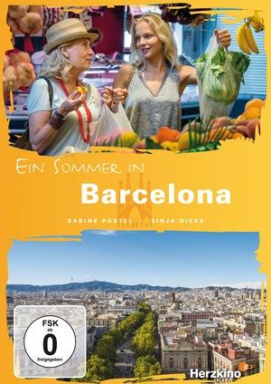 Фільм «Ein Sommer in Barcelona» (2015)