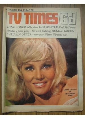 Серіал «Blackmail» (1965 – 1966)