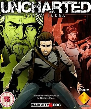 Серіал «Uncharted: Eye of Indra» (2009)
