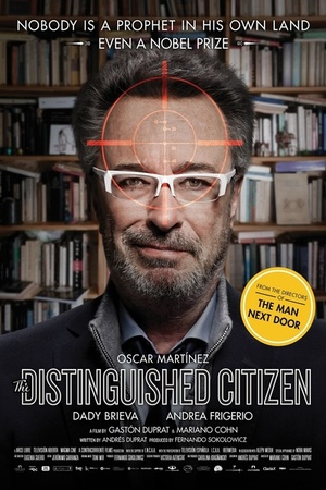 Фільм «Почесний громадянин» (2016)