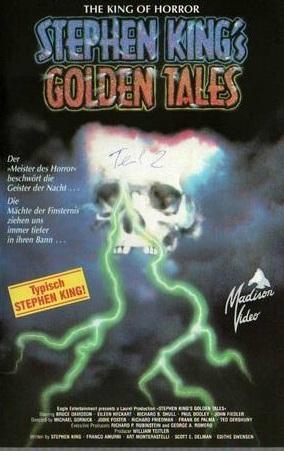Фильм «Stephen King's Golden Tales» (1985)