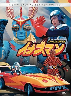 Сериал «Inazuman» (1973)