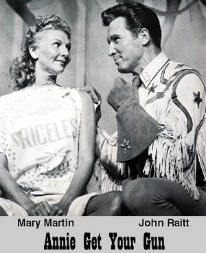 Фильм «Энни получает ваше оружие» (1957)