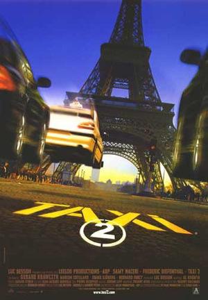 Фільм «Таксі 2» (2000)