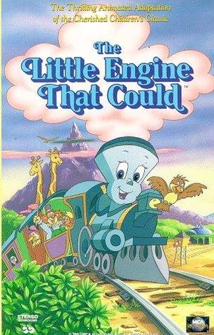 Мультфільм «Маленький отважный паровозик Тилли» (1991)