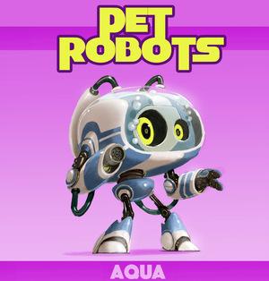 Мультфильм «Pet Robots»