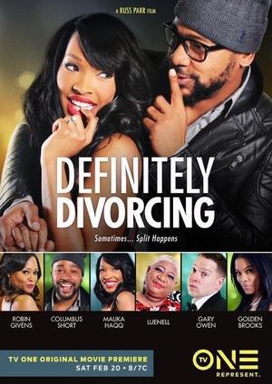 Фильм «Definitely Divorcing» (2016)