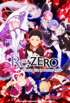 Сериал «Re: Zero – жизнь с нуля в другом мире» (2016 – ...)