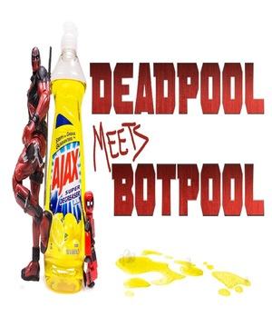 Мультфильм «Deadpool Meets Botpool» (2016)