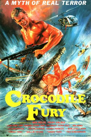 Фільм «Crocodile Fury» (1988)