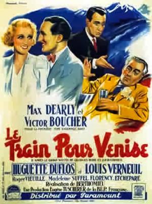 Фільм «Le train pour Venise» (1938)