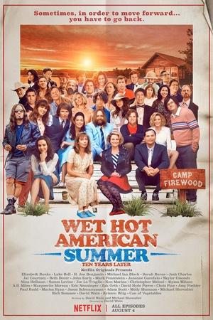 Сериал «Жаркое американское лето: 10 лет спустя» (2017)
