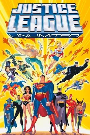 Серіал «Ліга Справедливості Без меж» (2004 – 2006)