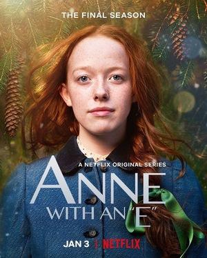 Серіал «Енн» (2017 – 2019)