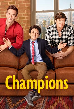 Серіал «Чемпіони» (2018)