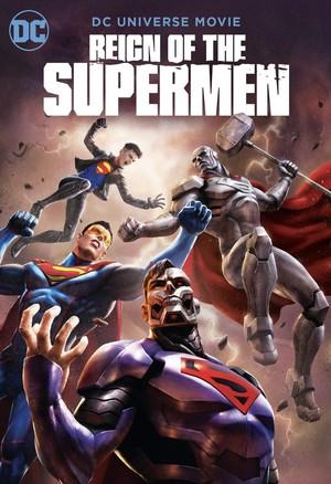 Мультфильм «Господство Суперменов» (2019)