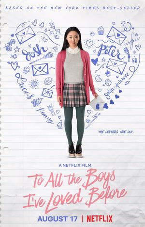 Фильм «Всем парням, которых я любила» (2018)