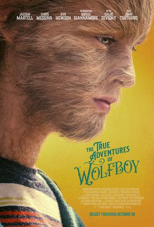Фильм «Реальная история мальчика-волчонка» (2019)