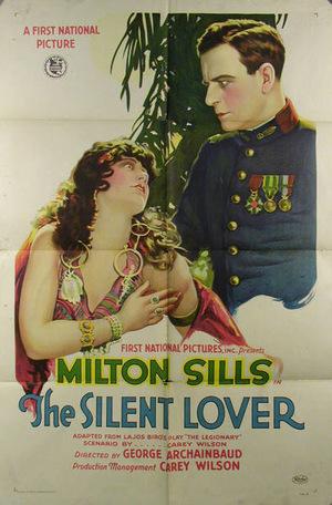 Фільм «The Silent Lover» (1926)