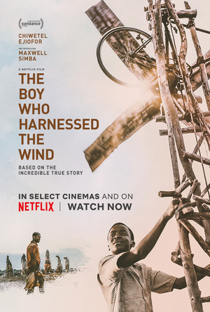 Фільм «Хлопчик, який приборкав вітер» (2019)