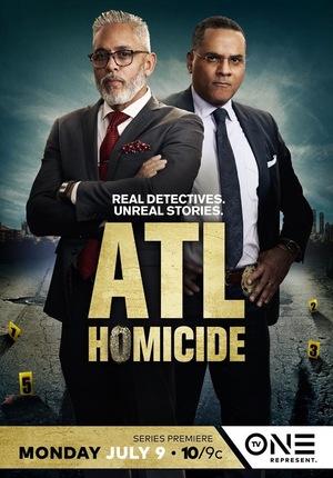 Серіал «Отдел расследования убийств в Атланте» (2018 – ...)