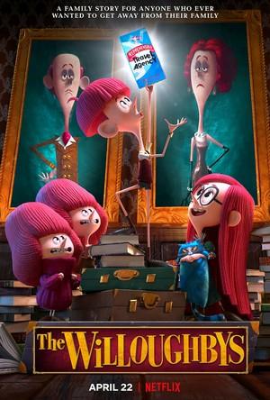 Мультфільм «Сім'я Віллоубі» (2020)