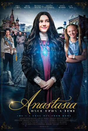 Фільм «Анастасия» (2020)