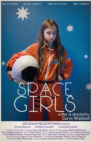 Фильм «Space Girls» (2018)