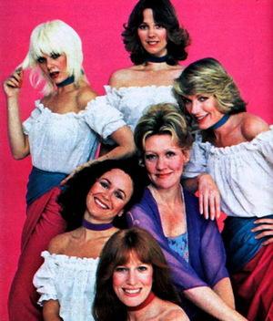 Серіал «It's a Living» (1980 – 1989)