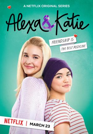 Серіал «Алекса і Кеті» (2018 – ...)