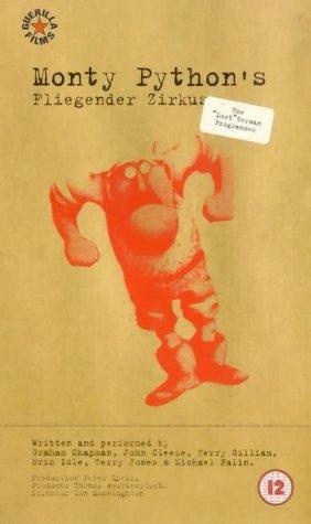 Серіал «Монти Пайтон: Летающий цирк в Германии» (1972)